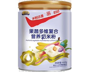 宝素力果蔬多维复合营养奶米粉(官方价格:88元)