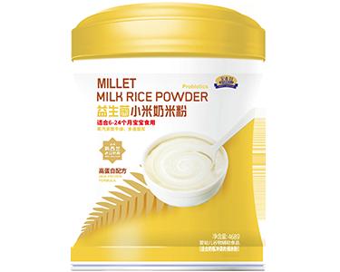 宝素力益生菌小米奶米粉(官方价格:108元)